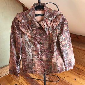 Dana Buchman Designer Jacket, EUC, 10P